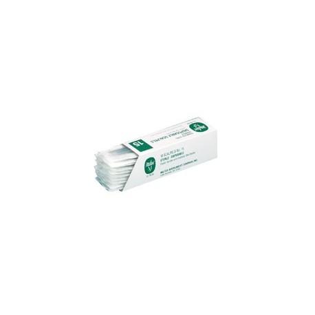 Scalpels Disposable Sterile N°11 10/Bx