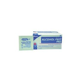Alcohol Prep Pad NS 2Ply 200/Bx, 20 BX/CA