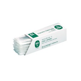 Scalpels Disposable Sterile 10 10/Bx