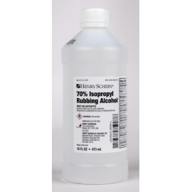 Isopropyl Alcohol 70% 16oz/Bt, 12 BT/CA